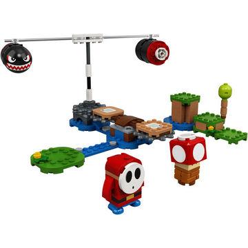 LEGO Super Mario: Boomer Bill gát kiegészítő szett 71366 - . kép
