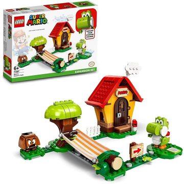LEGO Super Mario: Mario háza és Yoshi kiegészítő szett 71367