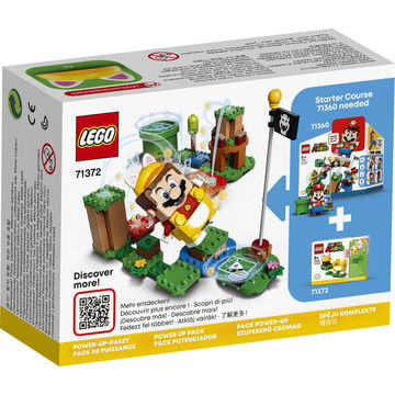 LEGO Super Mario: Cat Mario szupererő csomag 71372 - . kép