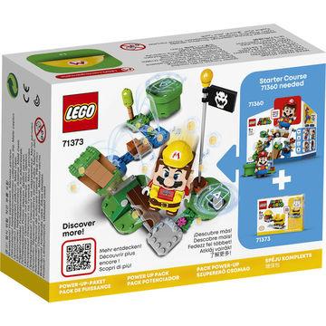 LEGO Super Mario: Costum de puteri: Mario Constructor 71373 - .foto