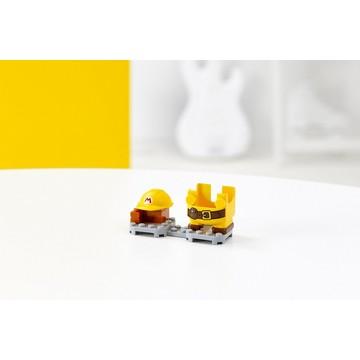 LEGO Super Mario: Builder Mario szupererő csomag 71373 - . kép