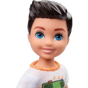 Barbie Chelsea Club: Fekete hajú fiú - . kép
