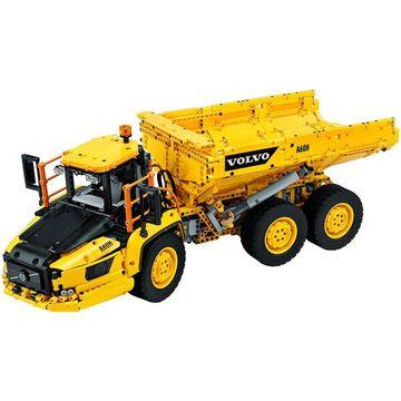LEGO Technic: 6x6-os Volvo csuklós szállítójármű 42114 - . kép