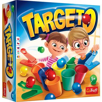 Trefl: Targeto ügyességi társasjáték - . kép