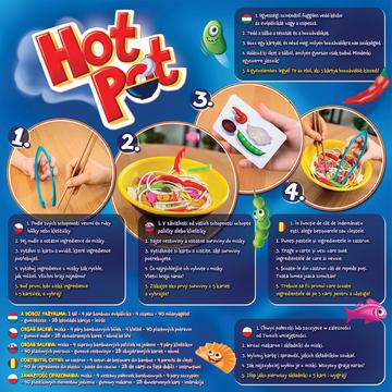 Trefl: Hot Pot ügyességi társasjáték - . kép