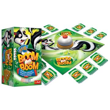 Trefl: Boom Boom - Rosszcsontok ügyességi és logikai társasjáték - . kép