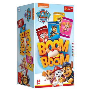 Trefl: Boom Boom - Mancs őrjárat ügyességi és logikai társasjáték