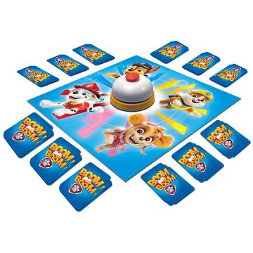 Trefl: Boom Boom - Mancs őrjárat ügyességi és logikai társasjáték - . kép