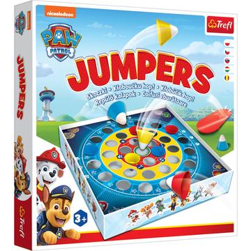 Trefl: Jumpers - Mancs Őrjárat, Repülő kalapok társasjáték