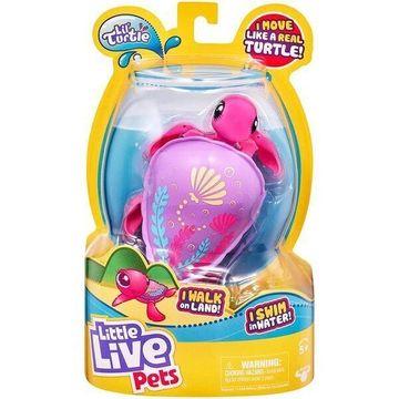 Little Live Pets: Sandy úszkáló kisteknős