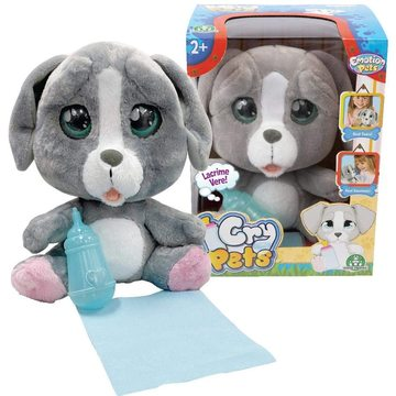 Cry pets: Pityergő kiskutya