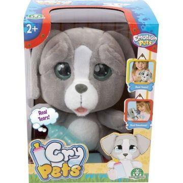 Emotion Pets: Pityergő kiskutya - szürke - . kép