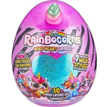 Rainbocorns egyszarvú plüssfigura - . kép