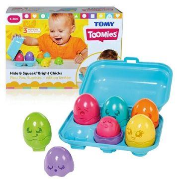 Tomy Toomies: Kukucska kiscsirkék