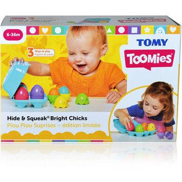Tomy Toomies: Kukucska kiscsirkék - . kép