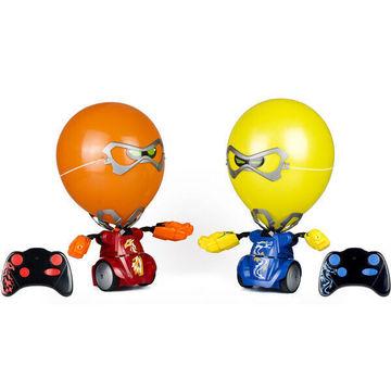 Lufifejű boxolók piros-sárga - . kép