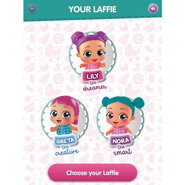 Laffies: Kacagó babák - Lili, az álmodozó - . kép