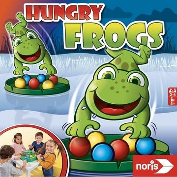 Noris: Éhes békák - ügyességi társasjáték - . kép