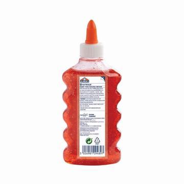 Elmer's: glitteres ragasztó, 177 ml - piros - . kép