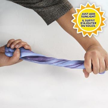 Elmer's: színváltós ragasztó, 147 ml - kék,lila - . kép