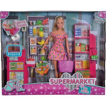 Steffi Love: Steffi vásárolni megy játékszett