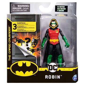 DC Batman: Robin akciófigura, 10 cm