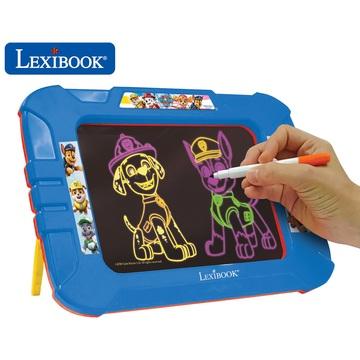 Lexibook: Mancs Őrjárat világító rajztábla - . kép