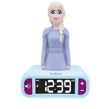 Lexibook: Frozen Ceas cu alarmă și cu lumină