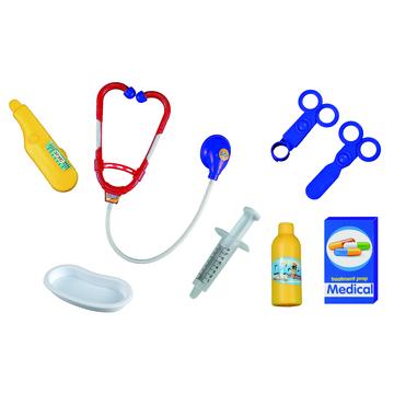 Játék orvosi készlet, kék