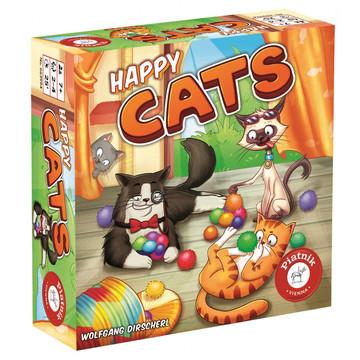 Happy Cats - joc de societate în lb. maghiară