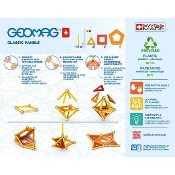 Geomag: Green Line Panels - 35 db-os - . kép