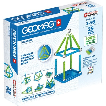 Geomag: Green Line - 25 db-os