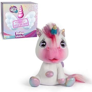 My Baby Unicorn - meglepetés interaktív plüssfigura