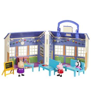 Peppa Pig: Set de joacă - Școala
