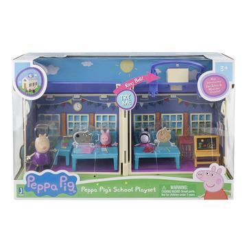 Peppa Pig: Set de joacă - Școala - .foto
