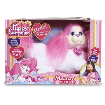 Puppy Surprise: Mandy kutyus meglepi kiskutyákkal