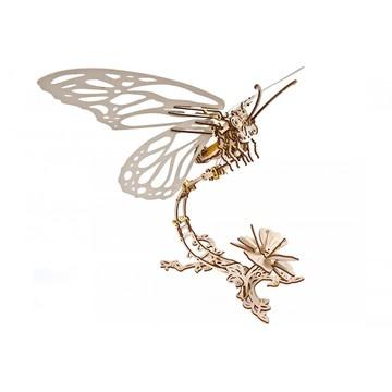 UGEARS: Mechanikus pillangó modell