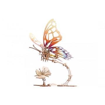UGEARS: Mechanikus pillangó modell - . kép