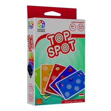 Smart Games: Top Spot kártyajáték