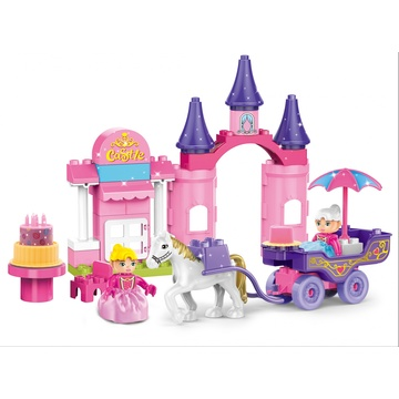 Luna Blocks: Hercegnős kastély - . kép