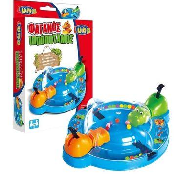 Luna: Hippo golyófaló társasjáték