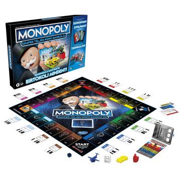 Monopoly: Szuper teljes körű bankolás - . kép