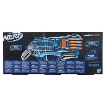 Nerf: Elite 2.0 Warden- 8 db kilövő - . kép