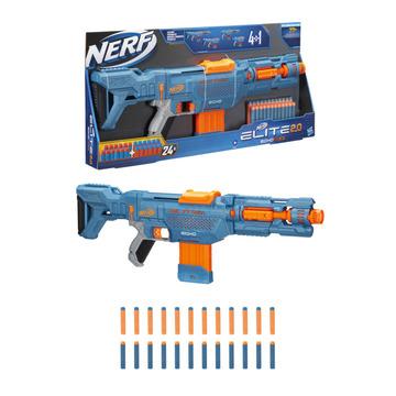 Nerf: Elite 2.0 Echo-CS-10 játékfegyver 24 darab szivacslövedékkel