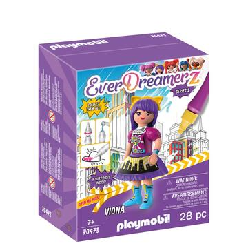 Playmobil: Viona Comic World 70473