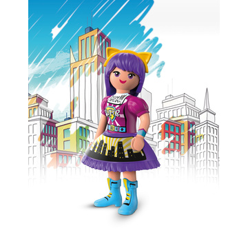Playmobil: Viona Comic World 70473 - . kép