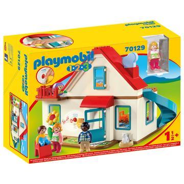 Playmobil 1.2.3: Családi otthon 70129
