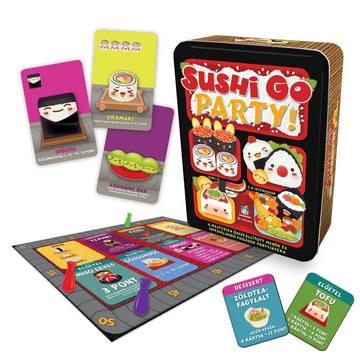 Gamewright: Sushi Go Party társasjáték