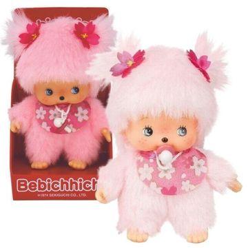 Bebichhichi: Cseresznyevirág bébi - 15 cm