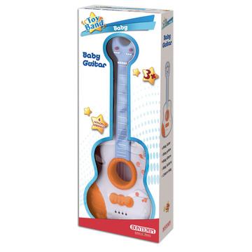 Bontempi: Bébi gitár- 4 húrral - . kép